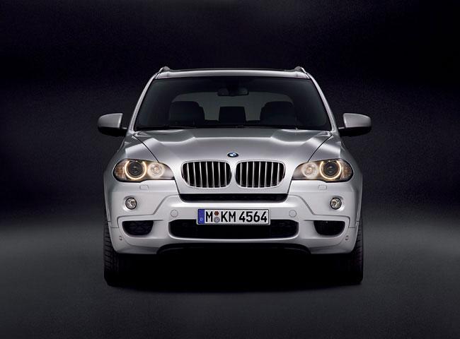 На пике формы: спортивный пакет М для BMW X5